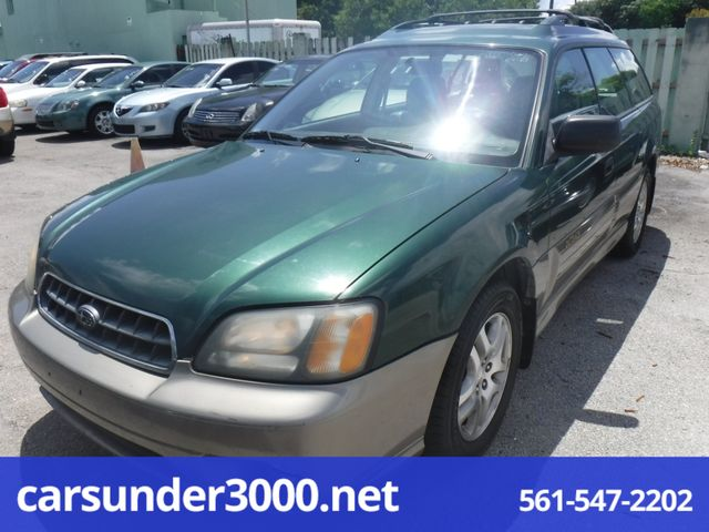 2003 Subaru Outback Lake Worth , Florida