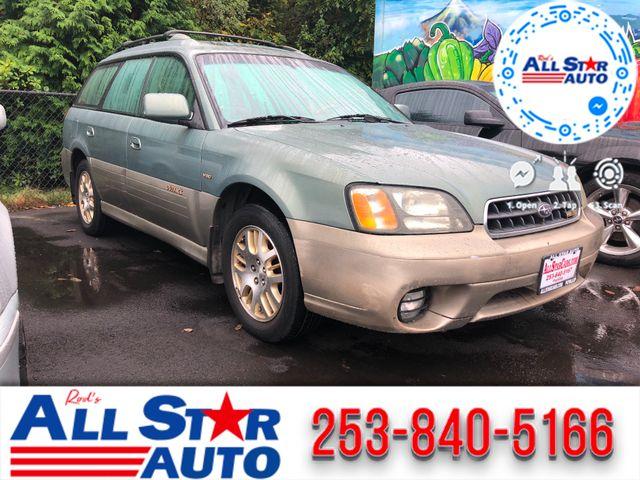 2003 Subaru Outback 3.0
