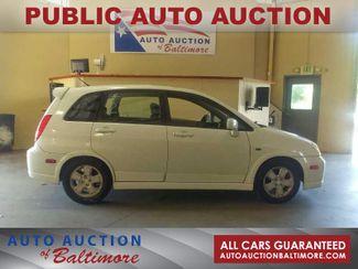 2003 Suzuki Aerio SX   JOPPA, MD   Auto Auction of Baltimore  in Joppa MD