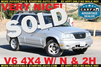 2003 Suzuki Grand Vitara Santa Clarita, CA
