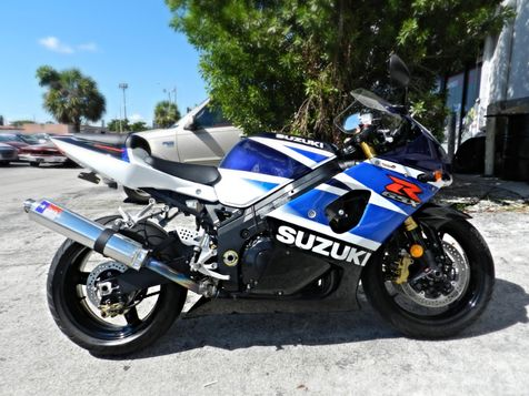 2003 Suzuki GSX-R 1000 in Hollywood, Florida