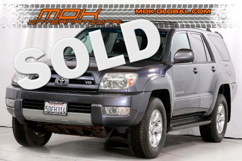 2003 Toyota 4Runner SR5 Sport - 4.7L V8 - 4WD in Los Angeles