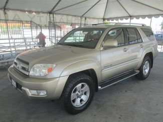 2003 toyota 4runner limited gardena california blok charity auto clearance. Black Bedroom Furniture Sets. Home Design Ideas
