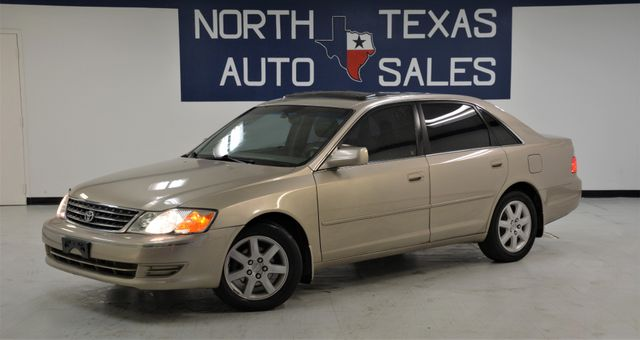 2003 Toyota Avalon XL LEATHER SEATS SUNROOF MUST SEE