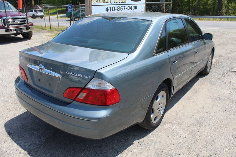 2003 Toyota Avalon XL  city MD  South County Public Auto Auction  in Harwood, MD