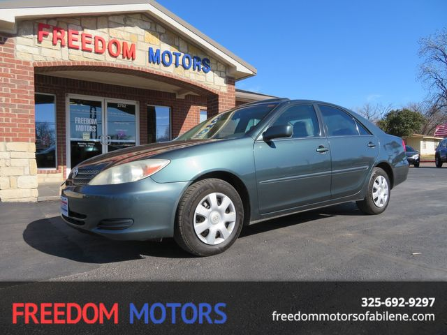 2003 Toyota Camry LE | Abilene, Texas | Freedom Motors  in Abilene,Tx Texas