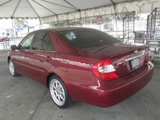2003 Toyota Camry LE Gardena, California 1