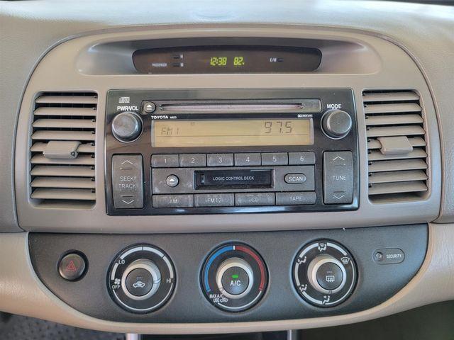 2003 Toyota Camry LE Gardena, California 6