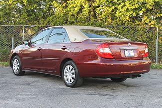 2003 Toyota Camry LE Hollywood, Florida 7