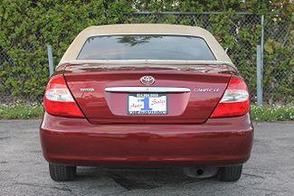 2003 Toyota Camry LE Hollywood, Florida 6