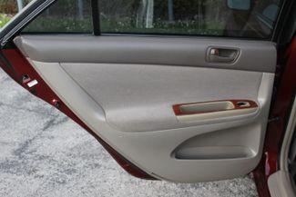 2003 Toyota Camry LE Hollywood, Florida 31