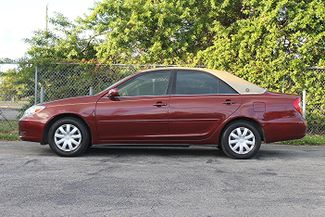 2003 Toyota Camry LE Hollywood, Florida 9