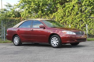 2003 Toyota Camry LE Hollywood, Florida 13