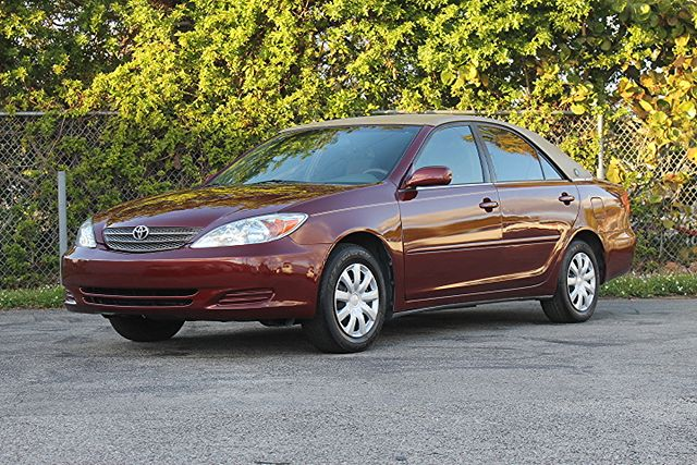 2003 Toyota Camry LE Hollywood, Florida 19