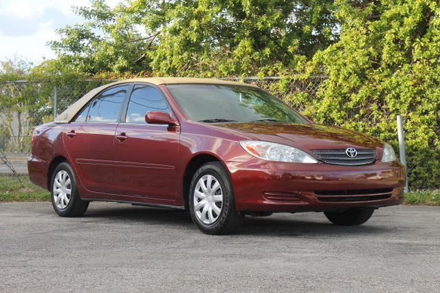 2003 Toyota Camry LE Hollywood, Florida 34