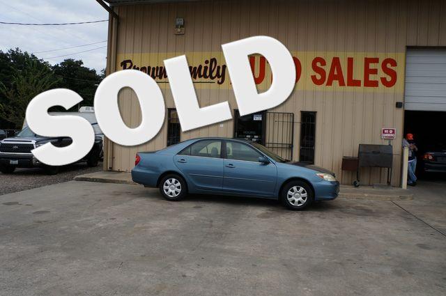 2003 Toyota Camry LE | Houston, TX | Brown Family Auto Sales in Houston TX