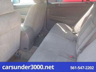 2003 Toyota Camry LE Lake Worth , Florida 6