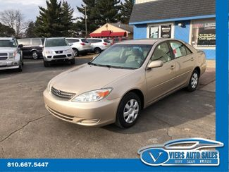 "2003 Toyota Camry LE ""Pre-Auction Wholesale"" in Lapeer, MI 48446"