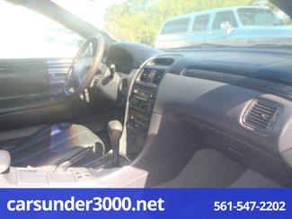 2003 Toyota Camry Solara SLE Lake Worth , Florida 9