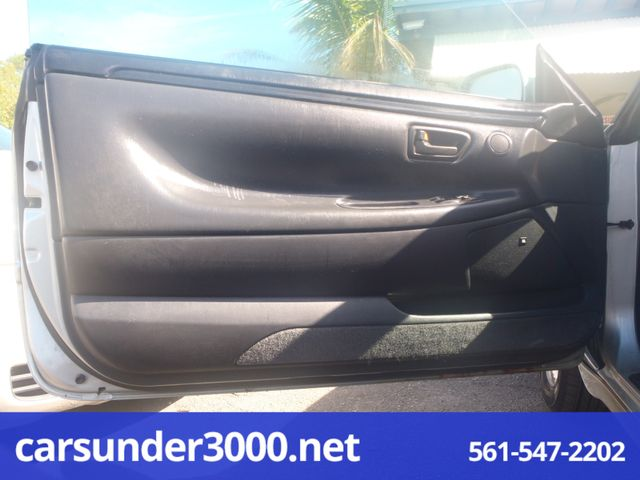 2003 Toyota Camry Solara SLE Lake Worth , Florida 4