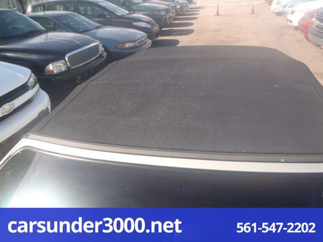 2003 Toyota Camry Solara SLE Lake Worth , Florida 5
