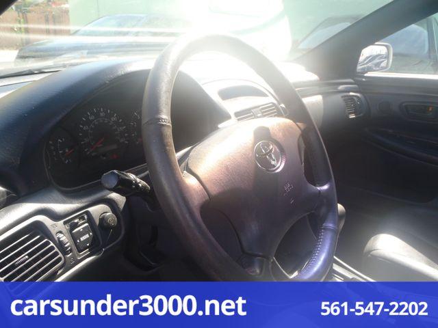 2003 Toyota Camry Solara SLE Lake Worth , Florida 7