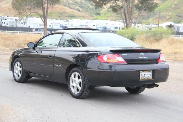 2003 Toyota Camry Solara SLE Santa Clarita, CA 5