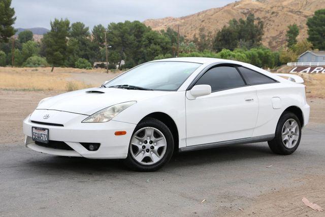 2003 Toyota Celica GT Santa Clarita, CA 1