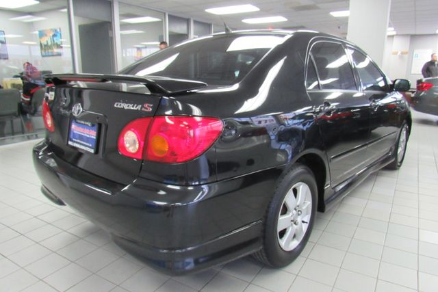 2003 Toyota Corolla S Chicago, Illinois 7