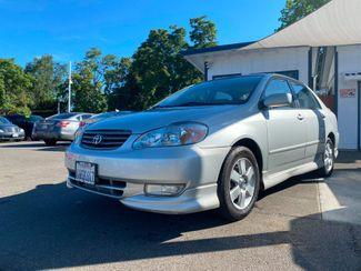 2003 Toyota Corolla S Chico, CA 1