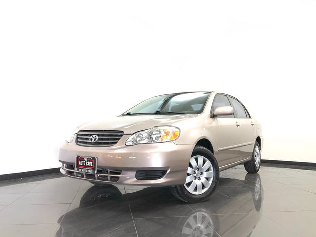 2003 Toyota Corolla *Affordable Payments* | The Auto Cave in Dallas