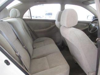 2003 Toyota Corolla CE Gardena, California 12