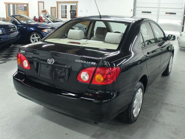 2003 Toyota Corolla LE Kensington, Maryland 4