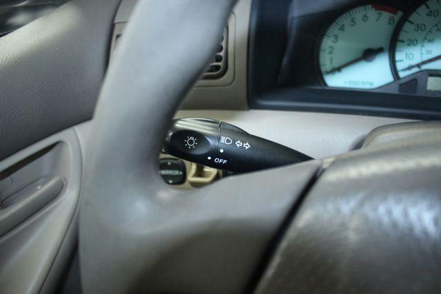 2003 Toyota Corolla LE Kensington, Maryland 72