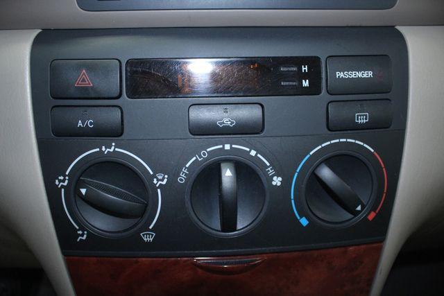 2003 Toyota Corolla LE Kensington, Maryland 62