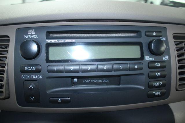 2003 Toyota Corolla LE Kensington, Maryland 63