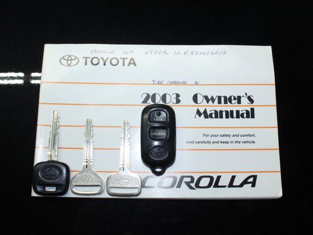 2003 Toyota Corolla LE Kensington, Maryland 100