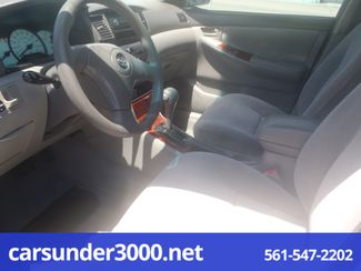 2003 Toyota Corolla LE Lake Worth , Florida 4