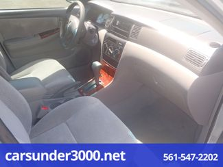 2003 Toyota Corolla LE Lake Worth , Florida 5