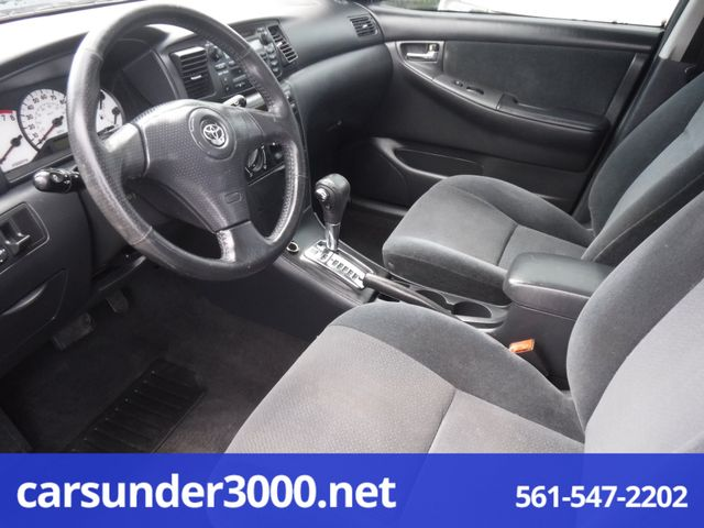 2003 Toyota Corolla S Lake Worth , Florida 4