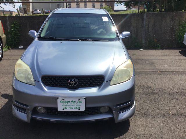 2003 Toyota COROLLA MATRIX BASE