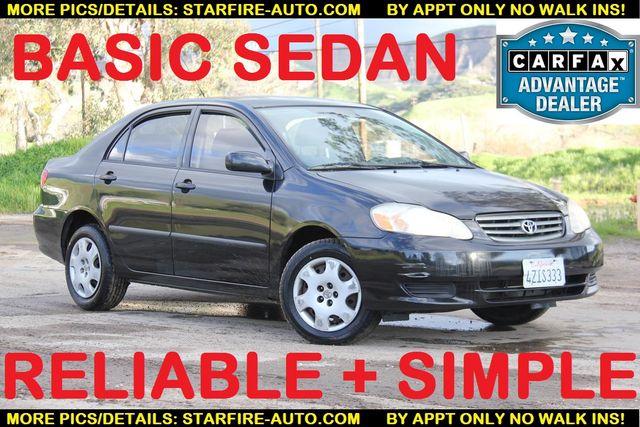2003 Toyota Corolla CE Santa Clarita, CA