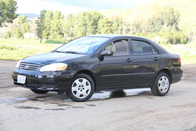 2003 Toyota Corolla CE Santa Clarita, CA 1
