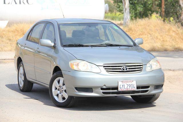 2003 Toyota Corolla LE Santa Clarita, CA 3