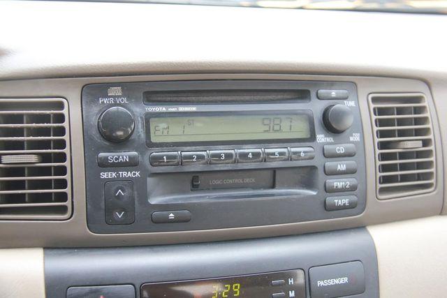 2003 Toyota Corolla LE Santa Clarita, CA 19