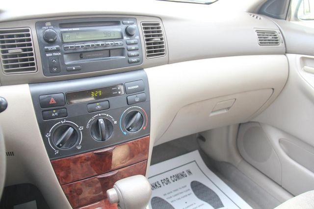 2003 Toyota Corolla LE Santa Clarita, CA 18