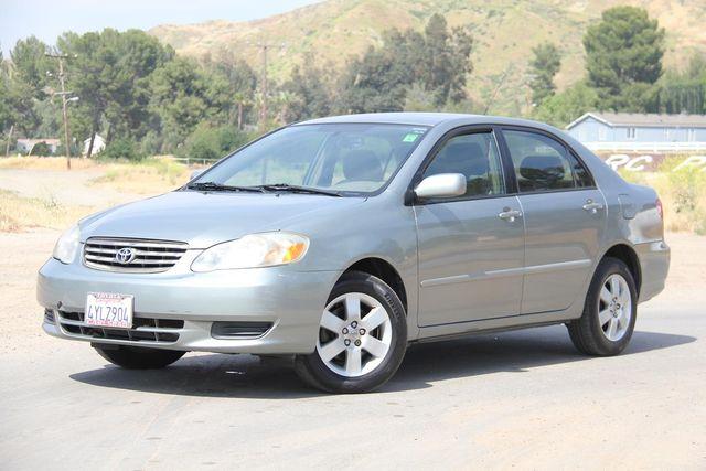 2003 Toyota Corolla LE Santa Clarita, CA 1