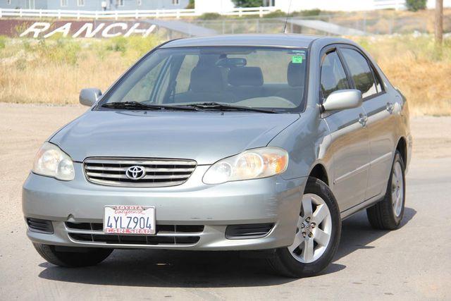2003 Toyota Corolla LE Santa Clarita, CA 4