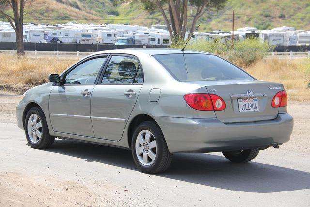 2003 Toyota Corolla LE Santa Clarita, CA 5
