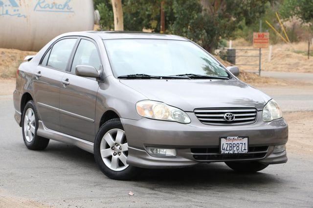 2003 Toyota Corolla S Santa Clarita, CA 3